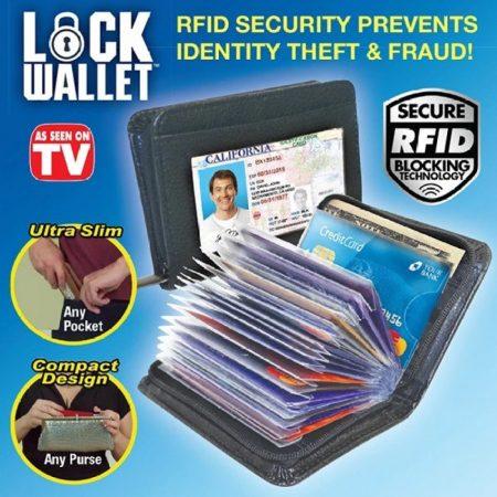 Universal Lock Wallet