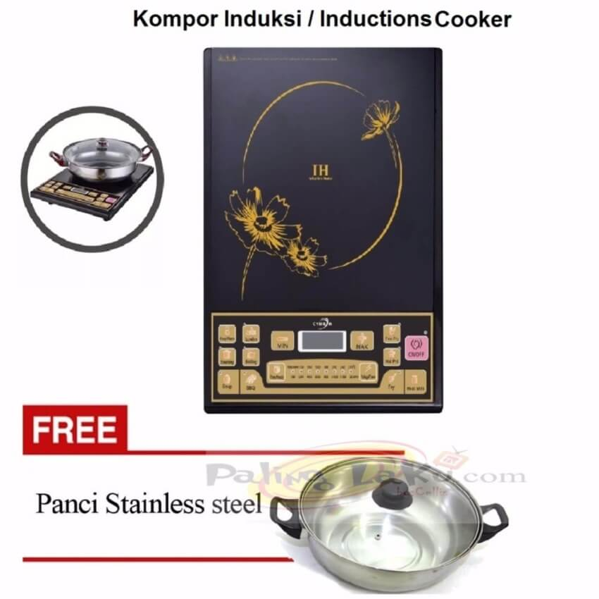 Paling Laku Cymba TG 1322 Kompor Induksi Inductions Cooker Beranda Elektronik Paling Laku Cymba TG 1322